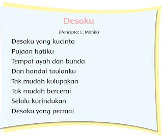 "Lirik lagu "" Desaku "" www.simplenews.me"