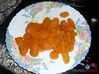 Zanahorias troceadas