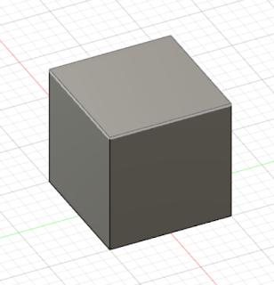 Simple Shape Cube