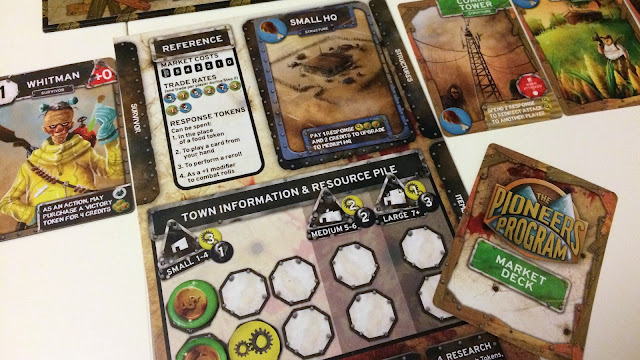 pioneers program board game kickstarter review breaking bad