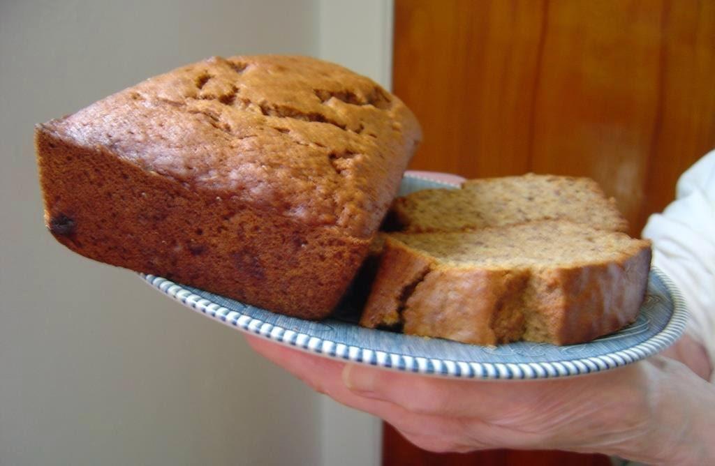 My Date Nut Bread