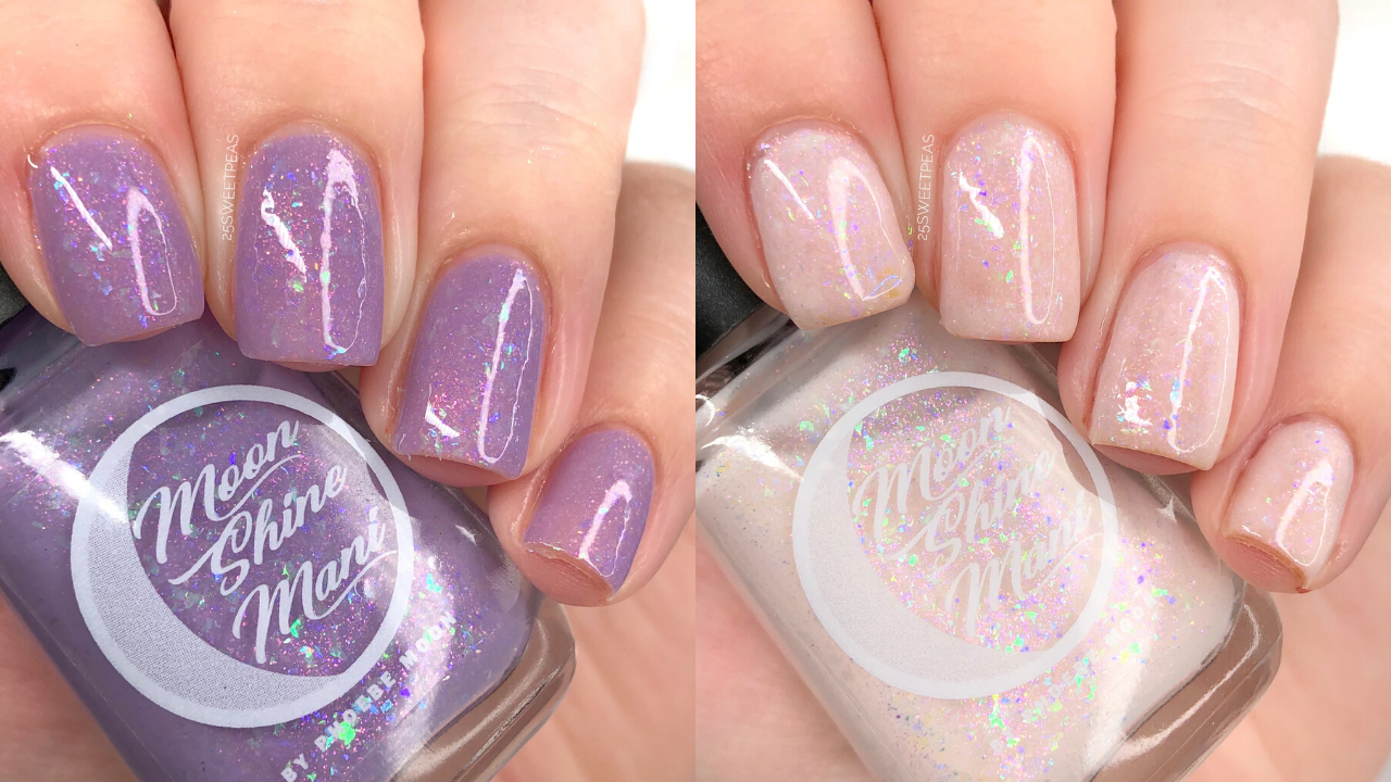 Moon Shine Mani March 2020 Facebook Group Exclusives