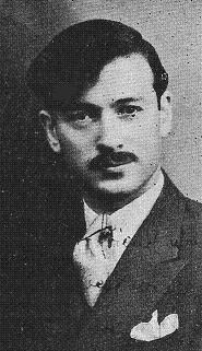 El ajedrecista argentino Hermann Steiner