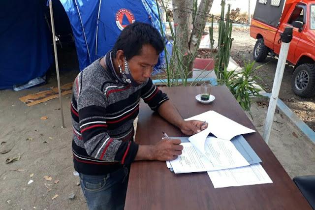 BPBD Lotim gandeng pengusaha tangki lokal untuk distribusi air bersih