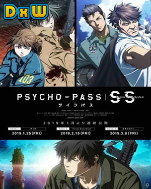 Psycho-Pass Sinners of The System Case 1 - Tsumi To Bachi Sub Español MEGA