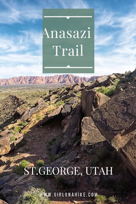 Hiking the Anazasi Trail (Tempi'po'op)