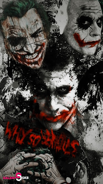 Kumpulan Gambar Wallpaper Joker Terbaru Kualitas HD untuk android dan iphone