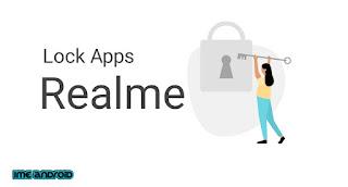 Cara mengunci aplikasi di hp realme