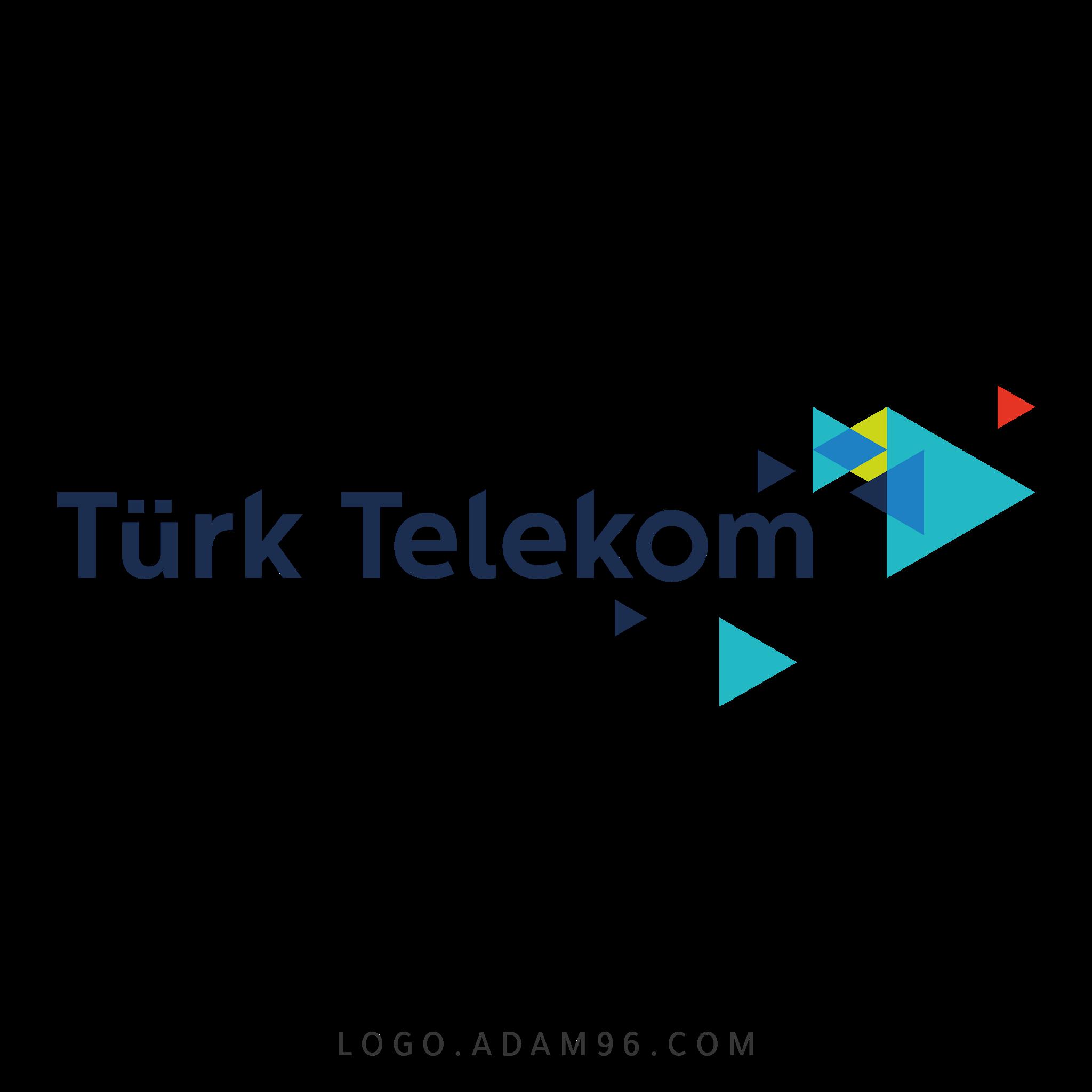 تحميل شعار شركة اتصالات تورك تيليكوم التركية لوجو رسمي Logo Türk Telekom