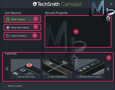 شرح وتحميل camtasia studio 9