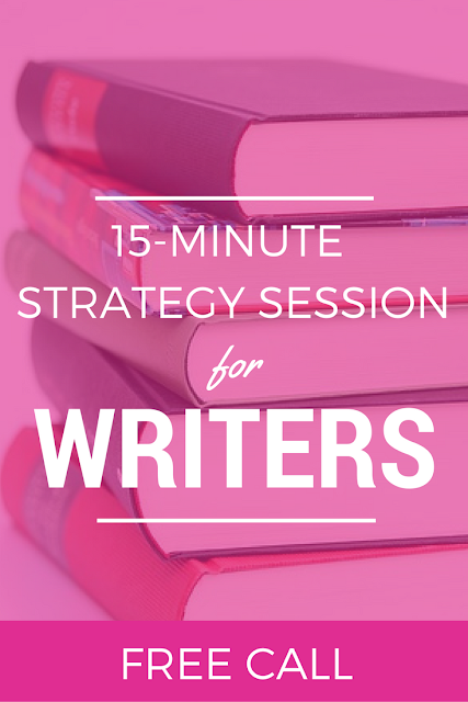 FREE Strategy Session for Writers || www.christiewrightwild.com || book coaching strategy call for authors, free 15-minute phone call to coach writers with planning their books
