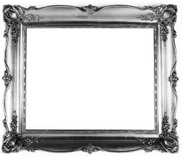 Vintage Silver Frame 64
