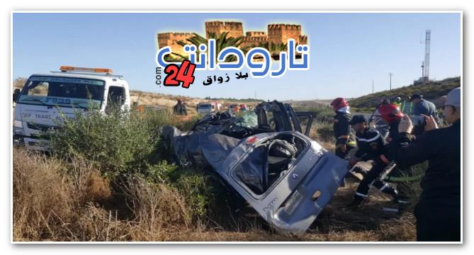 سطات…حادثة مروعة تحصد 4 قتلى وجرحى