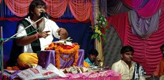 बेमिसाल है कृष्ण-सुदामा की मित्रताः राम आश्रय | #NayaSaberaNetwork