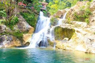 Wisata Aceh Air Terjun Suhom Lhoong
