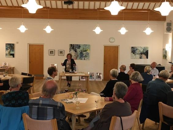 Annemette Hoier Nielsen fortæller