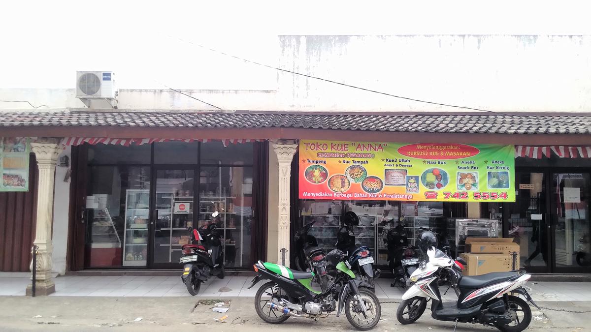 Review Toko Bahan Kue Anna Pamulang Tangerang Selatan