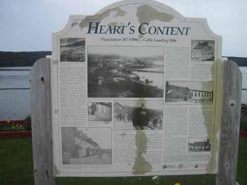 Heart's Content Newfoundland