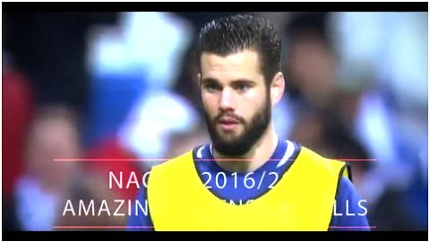 Chàng cầu thủ tài vẹn Nacho Fernandez