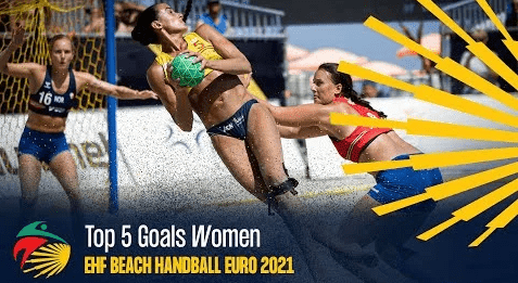 Beach Handball Euro 2021