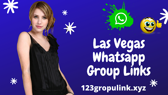 Join 900+ Las Vegas Whatsapp group link