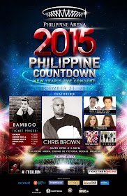 Philippine Arena: The 2015 Philippine Countdown New Year's Eve Concert