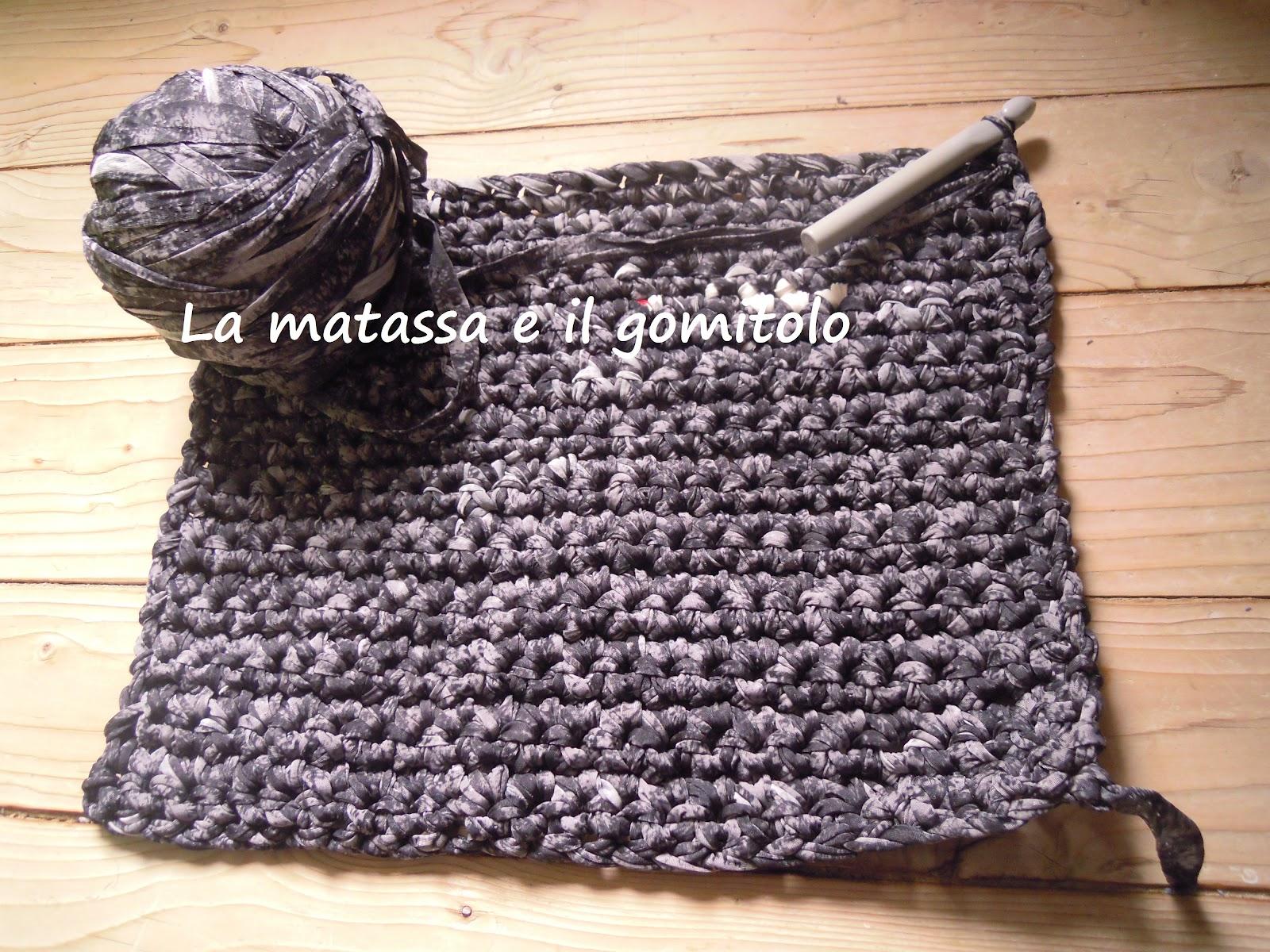 Tappeti Crochet Schemi Idee Per Il Design Della Casa