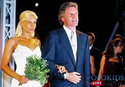 Ex- casal Adriane Galisteu e Roberto Justus