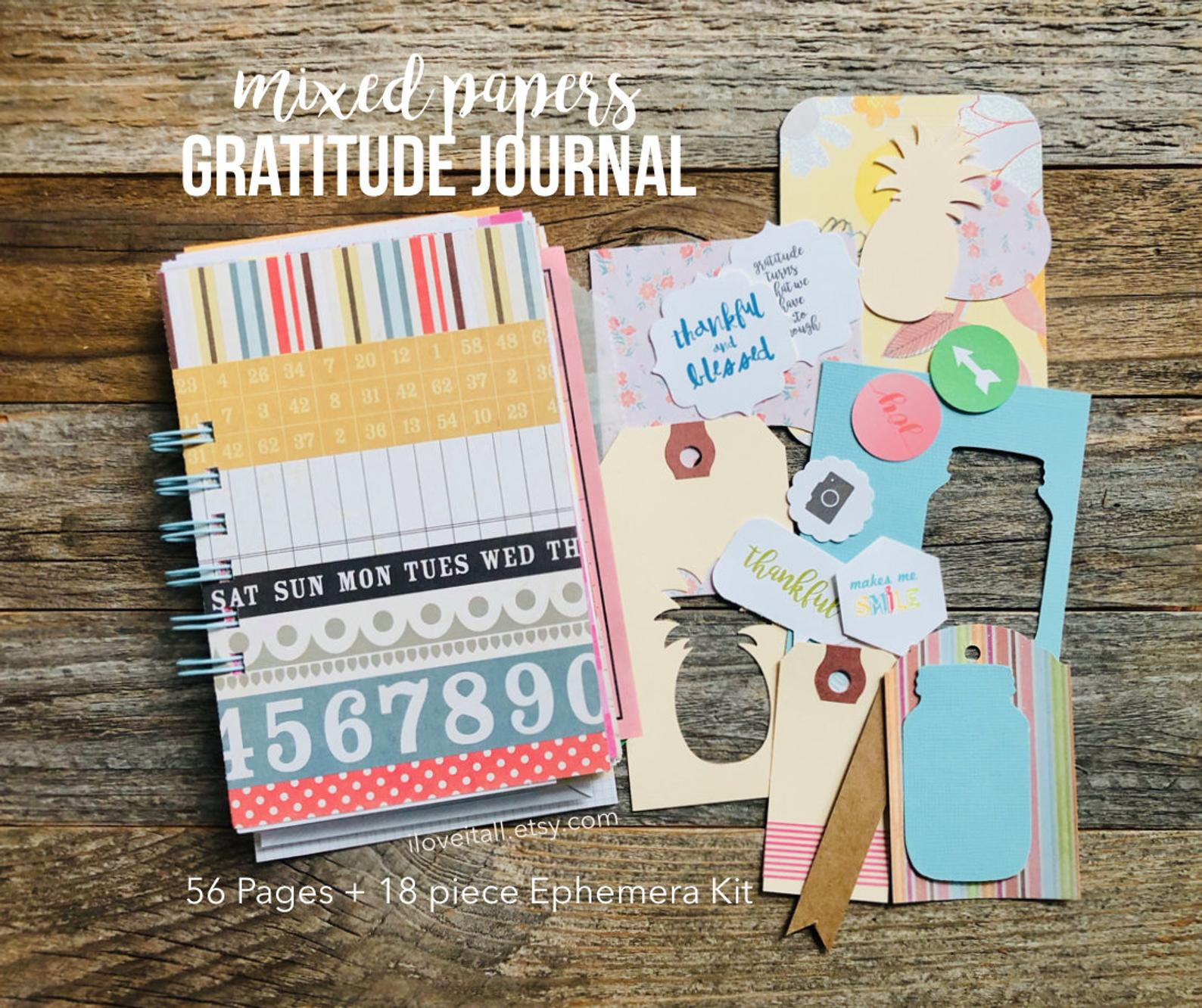#Gratitude Journal #2020 #gratitude #journal #journaling #reflection journal #grateful #gratefulness #thankfulness journal #Things I Am Grateful For #midori #Travelers Notebook