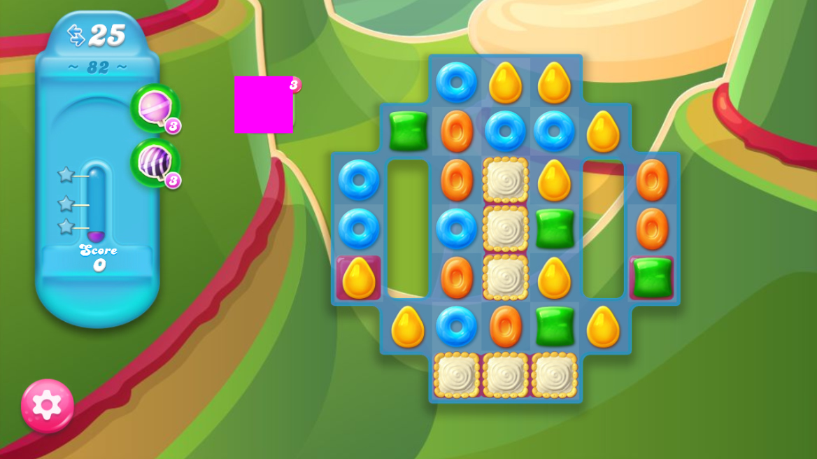 Candy Crush Jelly Saga 82