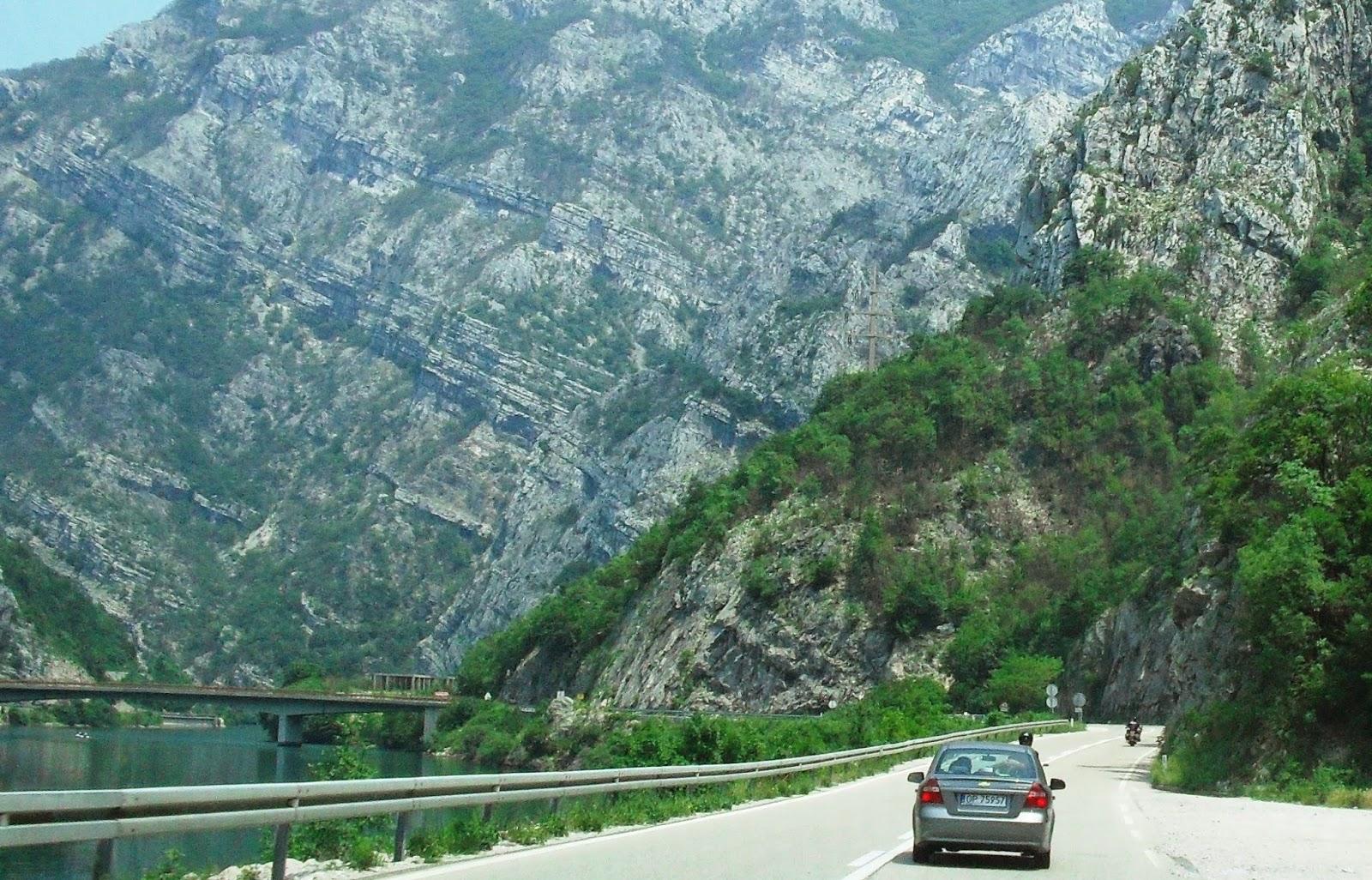 Droga Mostar - Sarajewo