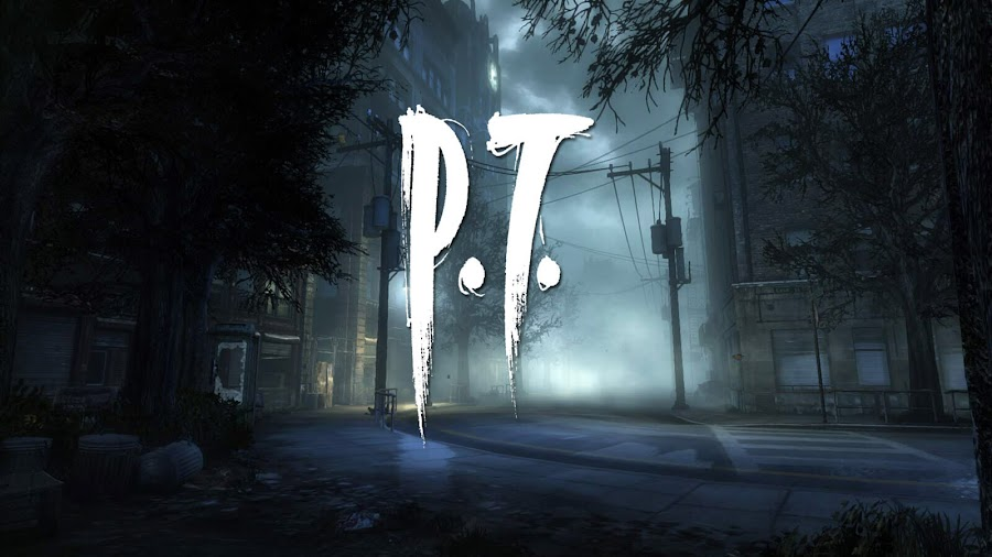 pt silent hills outdoor map town psychological horror game konami hideo kojima guillermo del toro