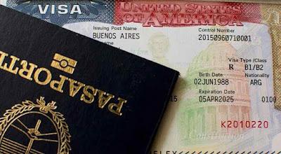 Estados Unidos solicita correo electrónico a todos los solicitantes de visa