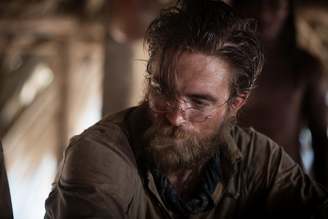 Robert Pattinson as Henry Costin in The Lost City of Z