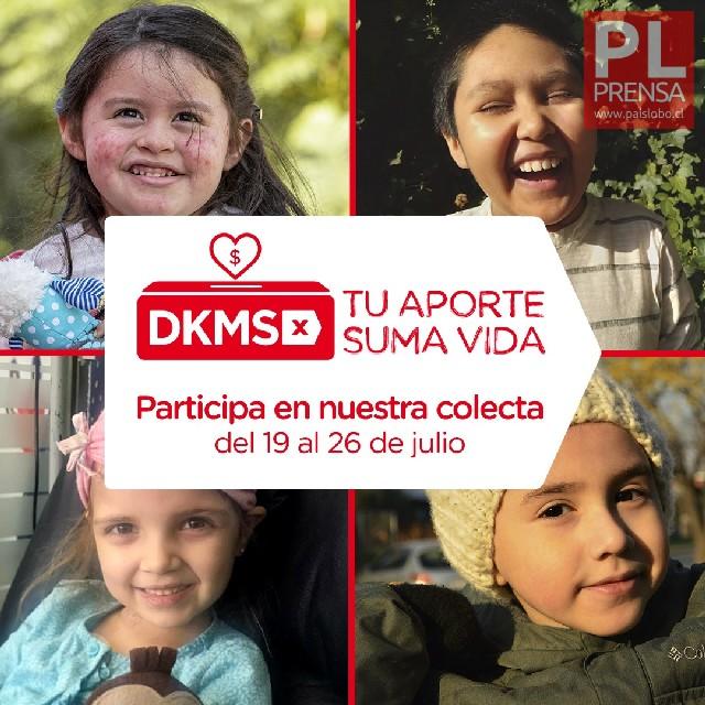Colecta Fundación DKMS