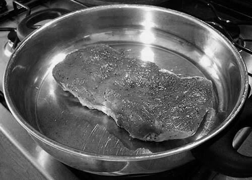como preparar bistec a lo pobre