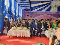 Hadiri Peringatan HUT Pinrang Ke-59 Tahun, Gubernur Sulsel Puji Kepemimpinan Andi Aslam
