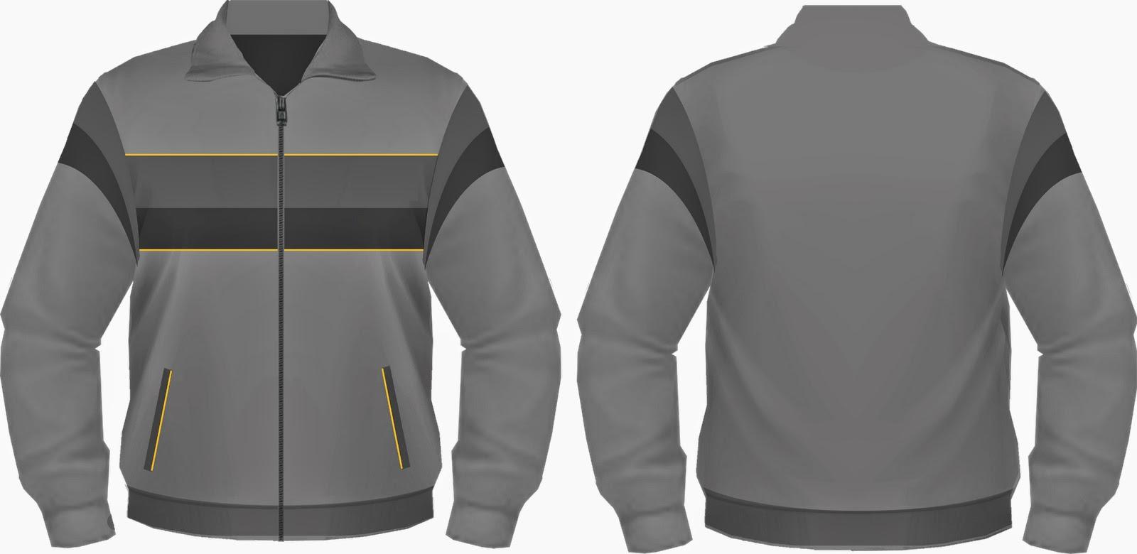 76 Desain Jaket Olahraga Cdr HD Terbaik