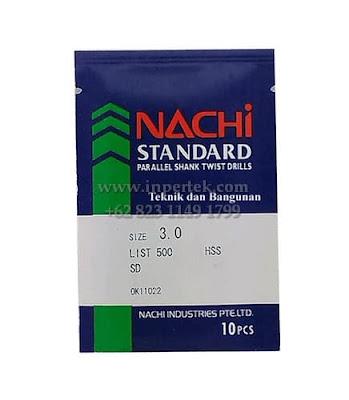 Mata Bor Nachi Lurus Drill Nachi Bor Besi Daftar Harga Bor Nachi Price list Nachi Harga Nachi