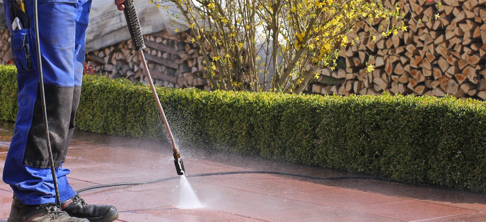 Morck Cleaning Homemade Pressure Washer Solution