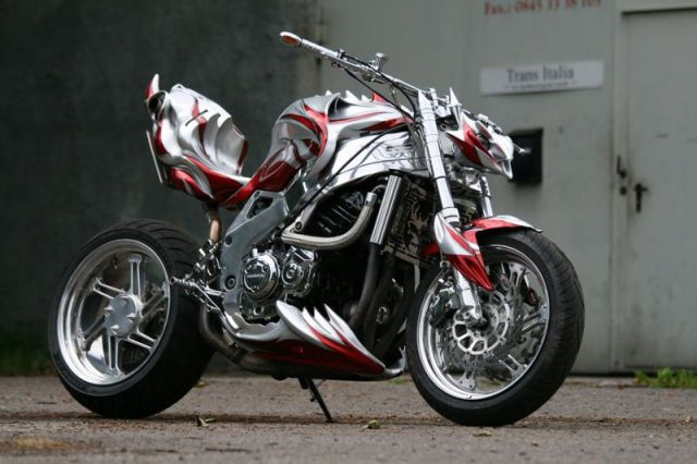 Street Fighter Bikes For Sale Specialist Car And Vehicle