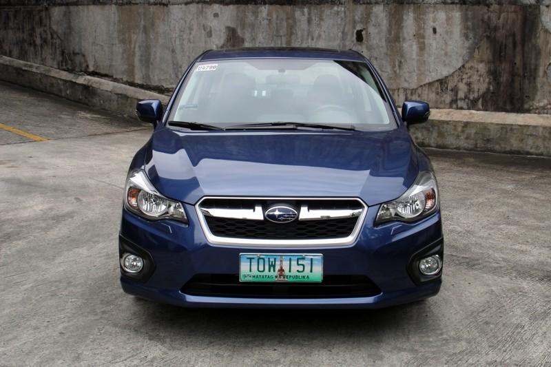 Review: 2012 Subaru Impreza 2 0i-Sport and XV 2 0i | Philippine Car