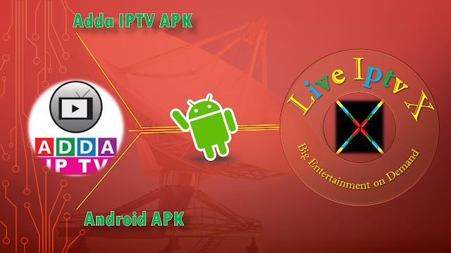 Adda IPTV APK