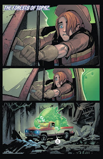"""Preview de """"Young Justice"""" núm. 2 de Brian Michael Bendis - DC Comics"""