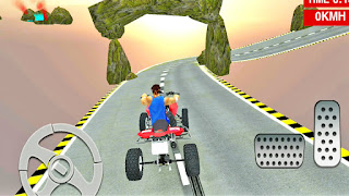 Extreme City ATV Quad Bike Racing Stunts - apk download | Bike games to download | Atv bike games