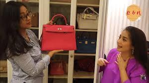 Aneka Harga dan Model Tas Fashion Wanita Artis Indonesia