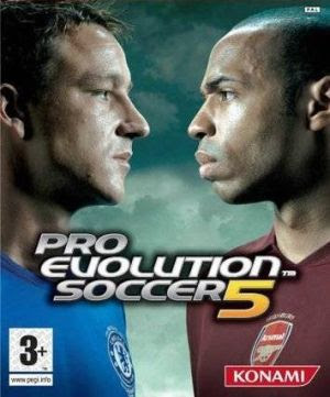 Pro Evolution Soccer 5 (PES 5)
