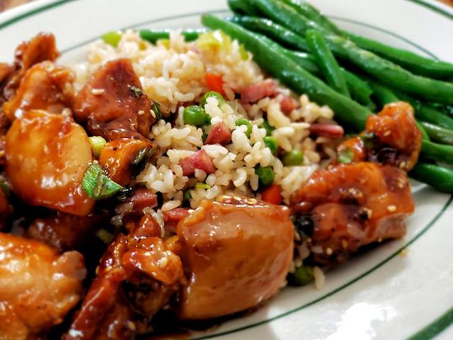 Slow Cooker Honey Chicken recipe
