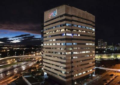 Imagem da Sede da Enel São Paulo