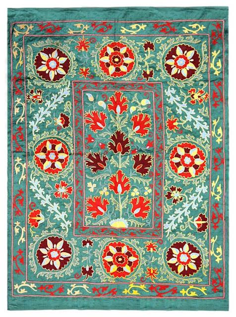 Suzani Textiles